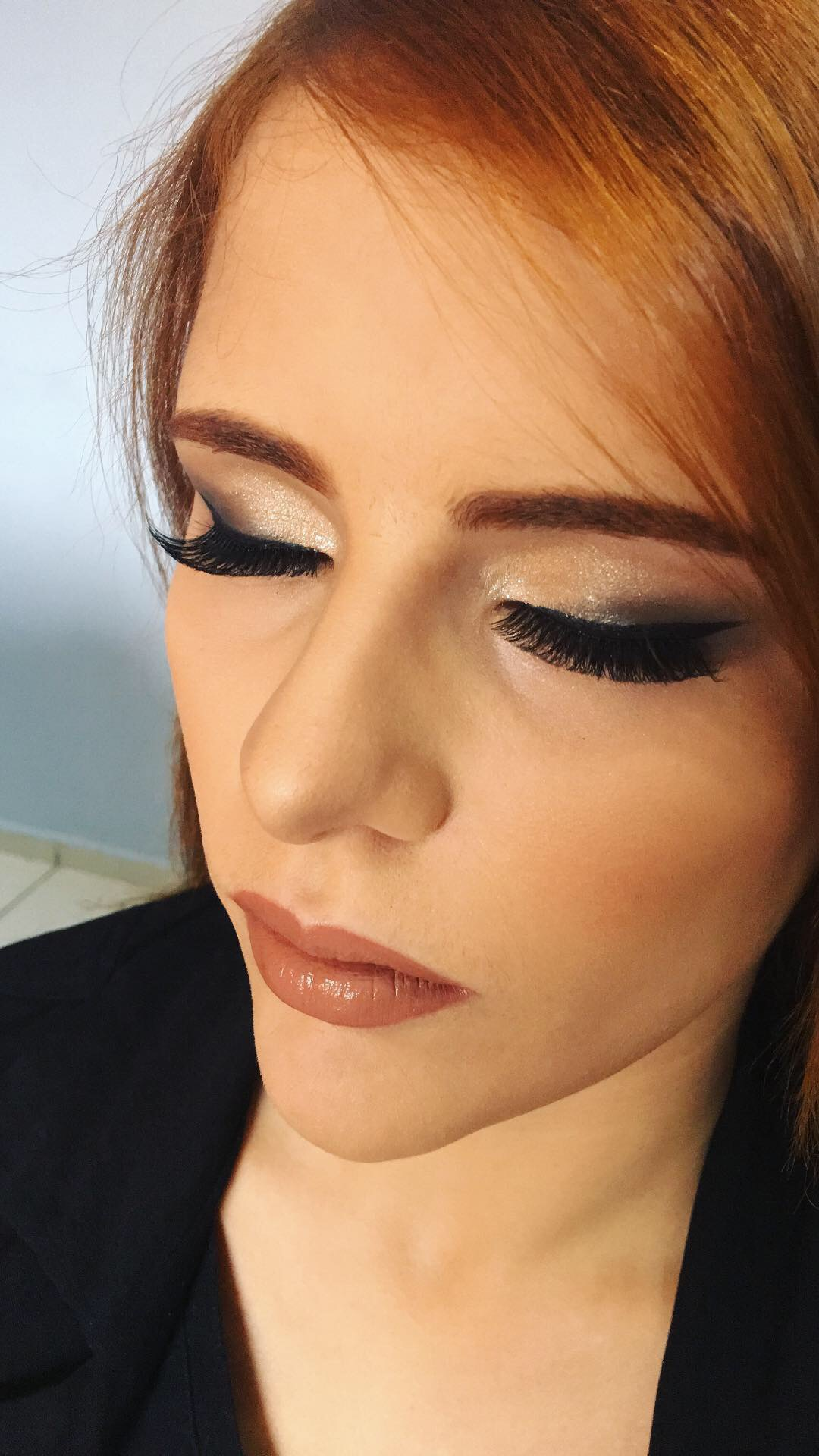 Cada técnica um arraso em cada detalhe 😍 #Make #Amo #MaquiadoraProfissional  maquiagem maquiador(a)