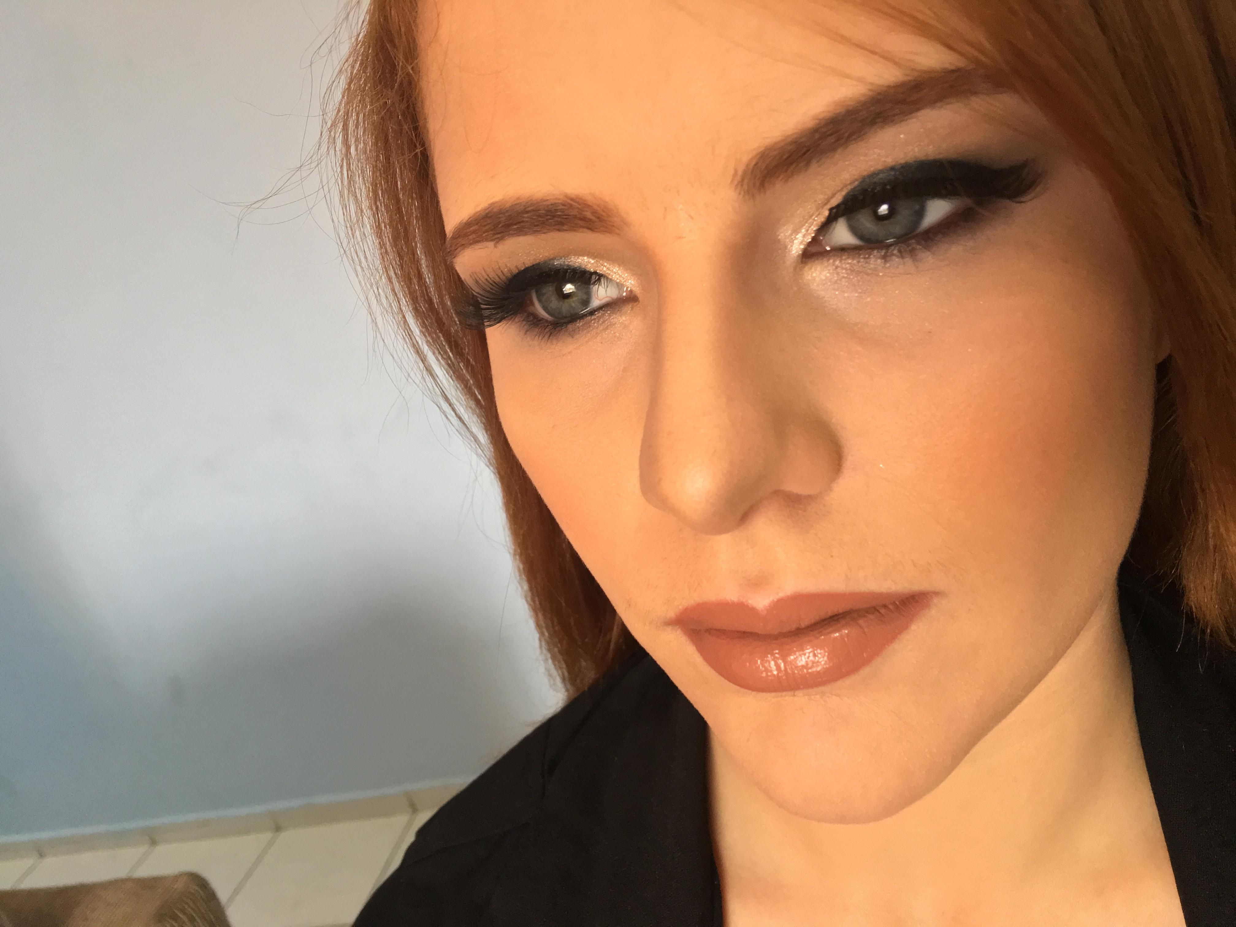 Aquela Make Linda e radiante ❤️ maquiagem maquiador(a)