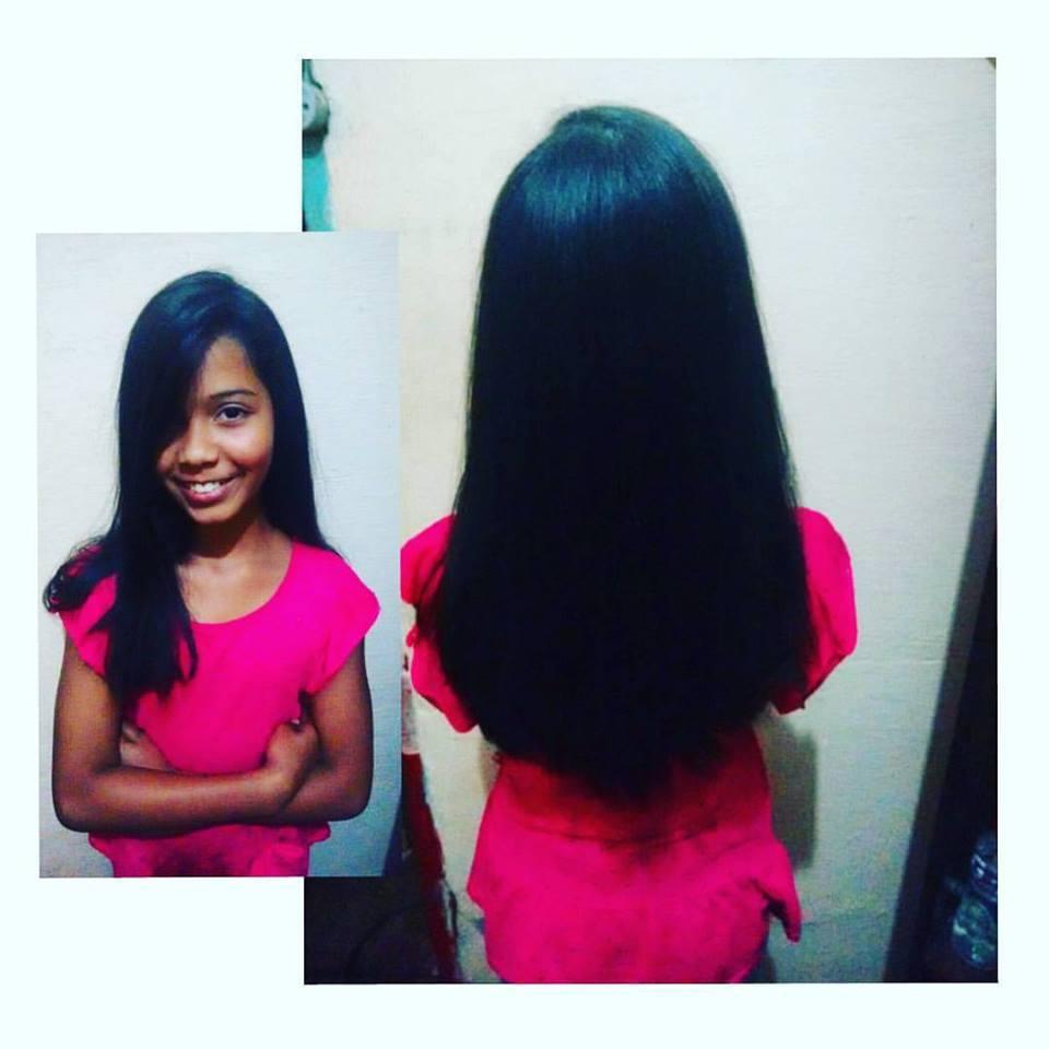 Hidratação profunda + escova cabelo cabeleireiro(a) auxiliar cabeleireiro(a)