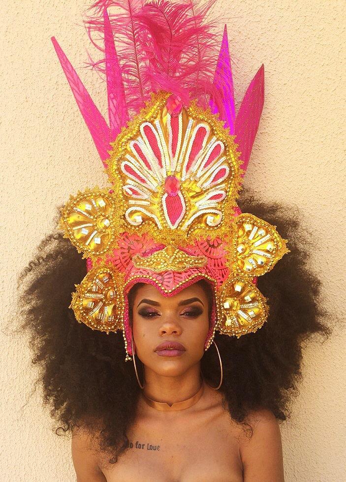 #makecarnaval  maquiagem