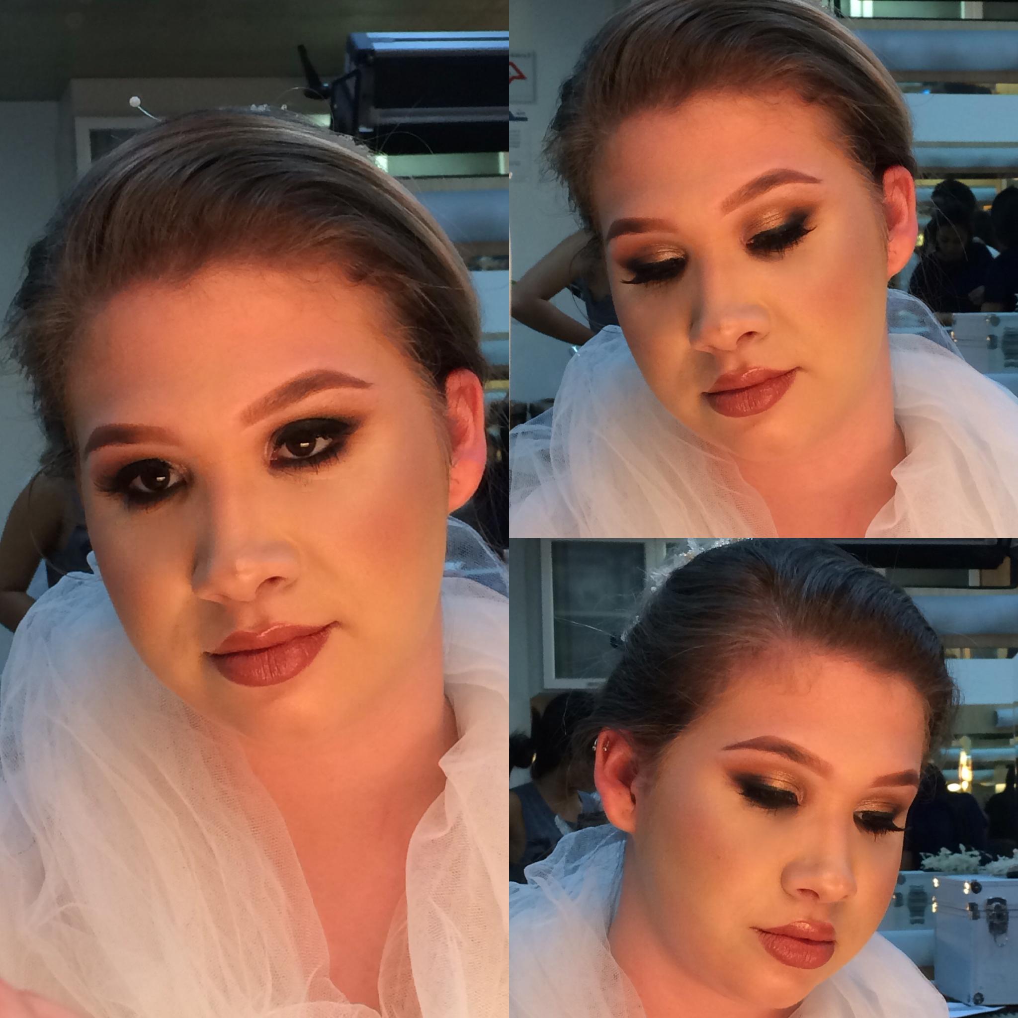 #noiva maquiagem