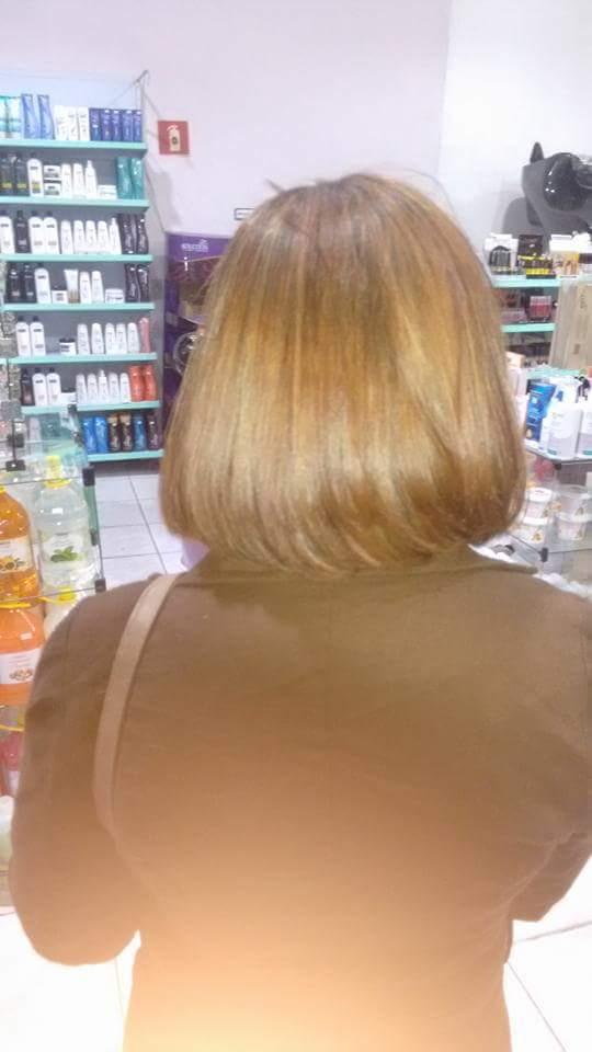 Saiu do preto. #cabelomeu #cortechanel cabelo cabeleireiro(a) auxiliar cabeleireiro(a)