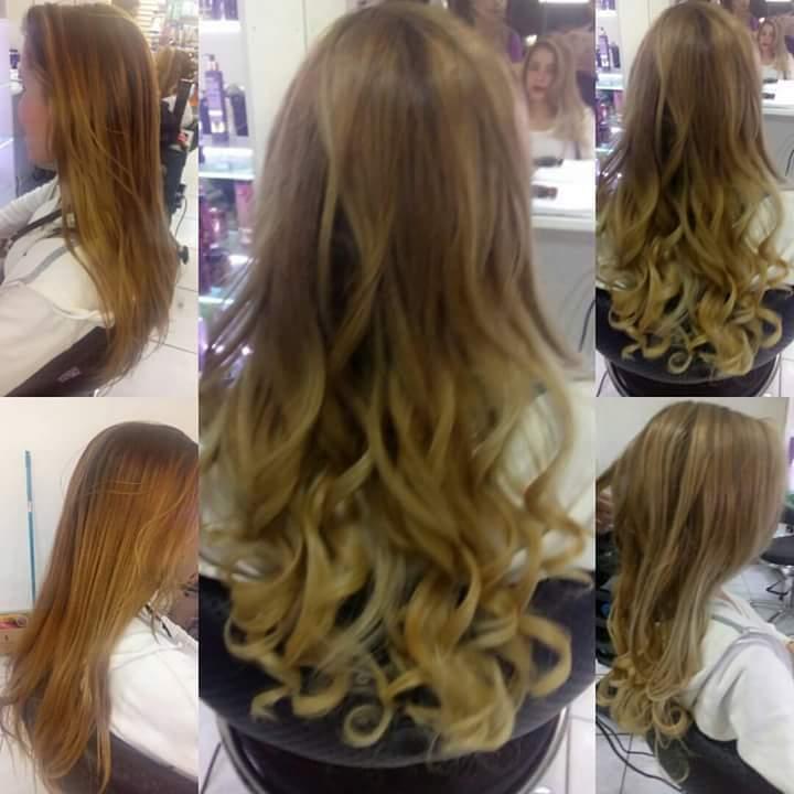 Clareamento e correção de tom! cabelo cabeleireiro(a) auxiliar cabeleireiro(a)