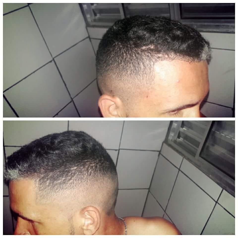 #Degrade cabelo barbeiro(a)