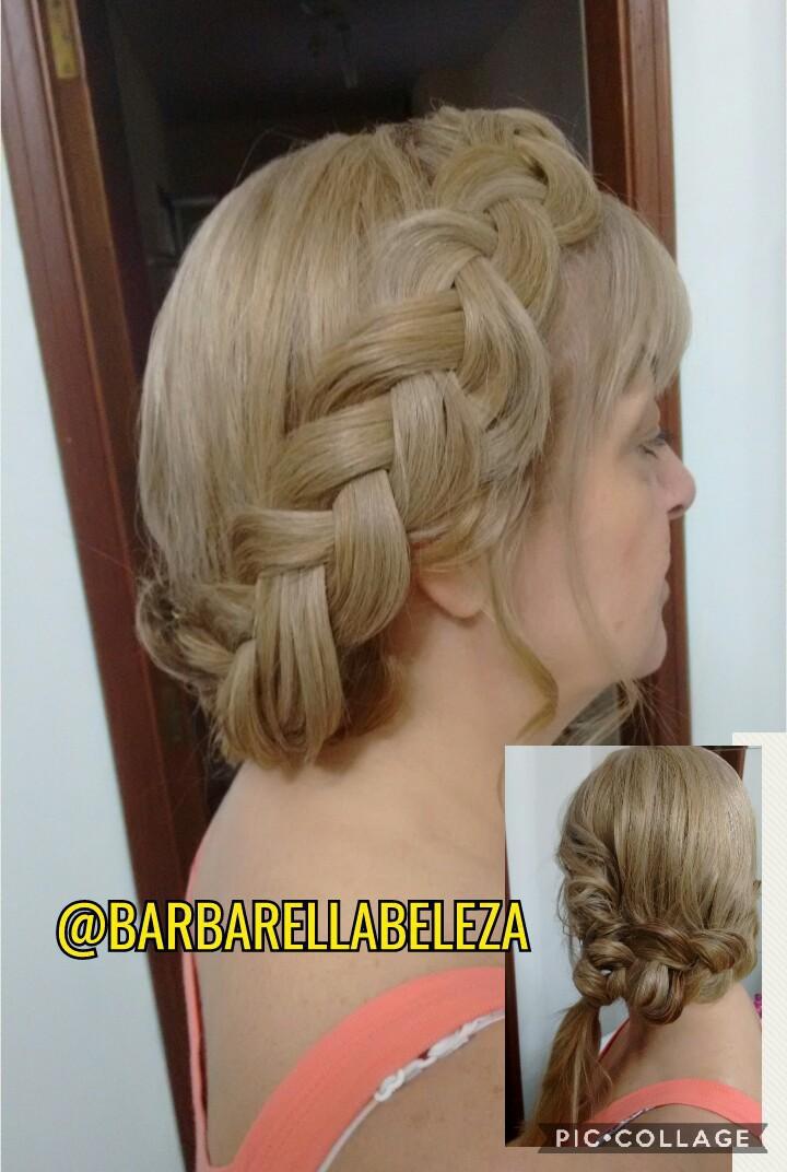 #penteado cabelo cabeleireiro(a) maquiador(a)