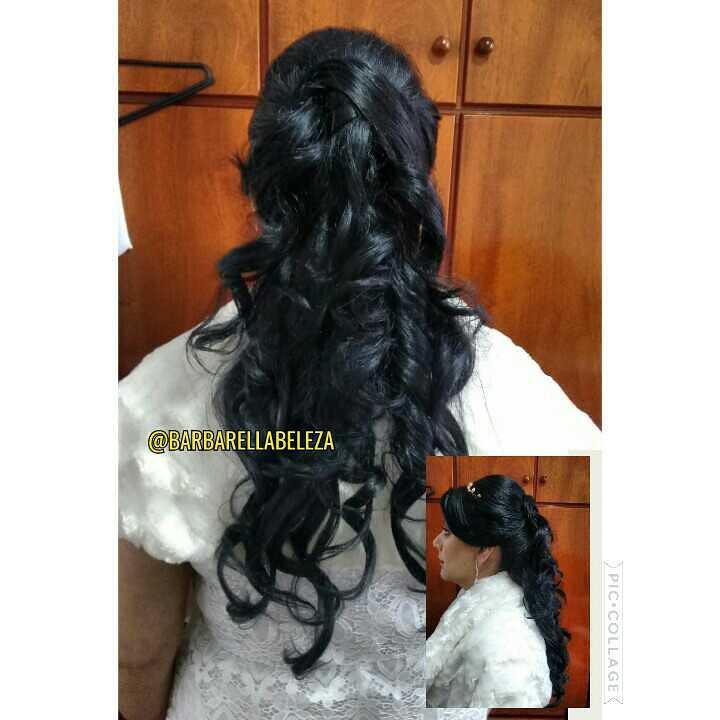 #penteado e #make para #noiva, #madrinha e #debutante maquiagem cabeleireiro(a) maquiador(a)