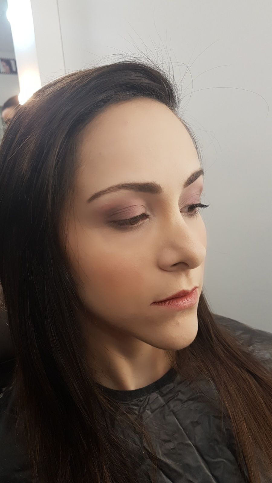 HD para TV maquiagem maquiador(a)