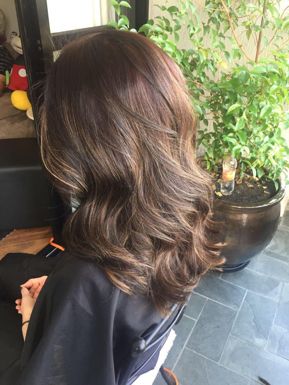 #ombre #babylights #ombrehair cabelo cabeleireiro(a) stylist / visagista maquiador(a) designer de sobrancelhas