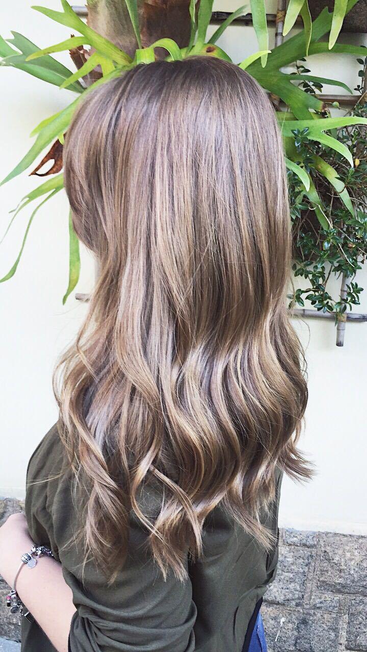 #ondas #cabeloondulado #babyliss #loira cabelo cabeleireiro(a) stylist / visagista maquiador(a) designer de sobrancelhas