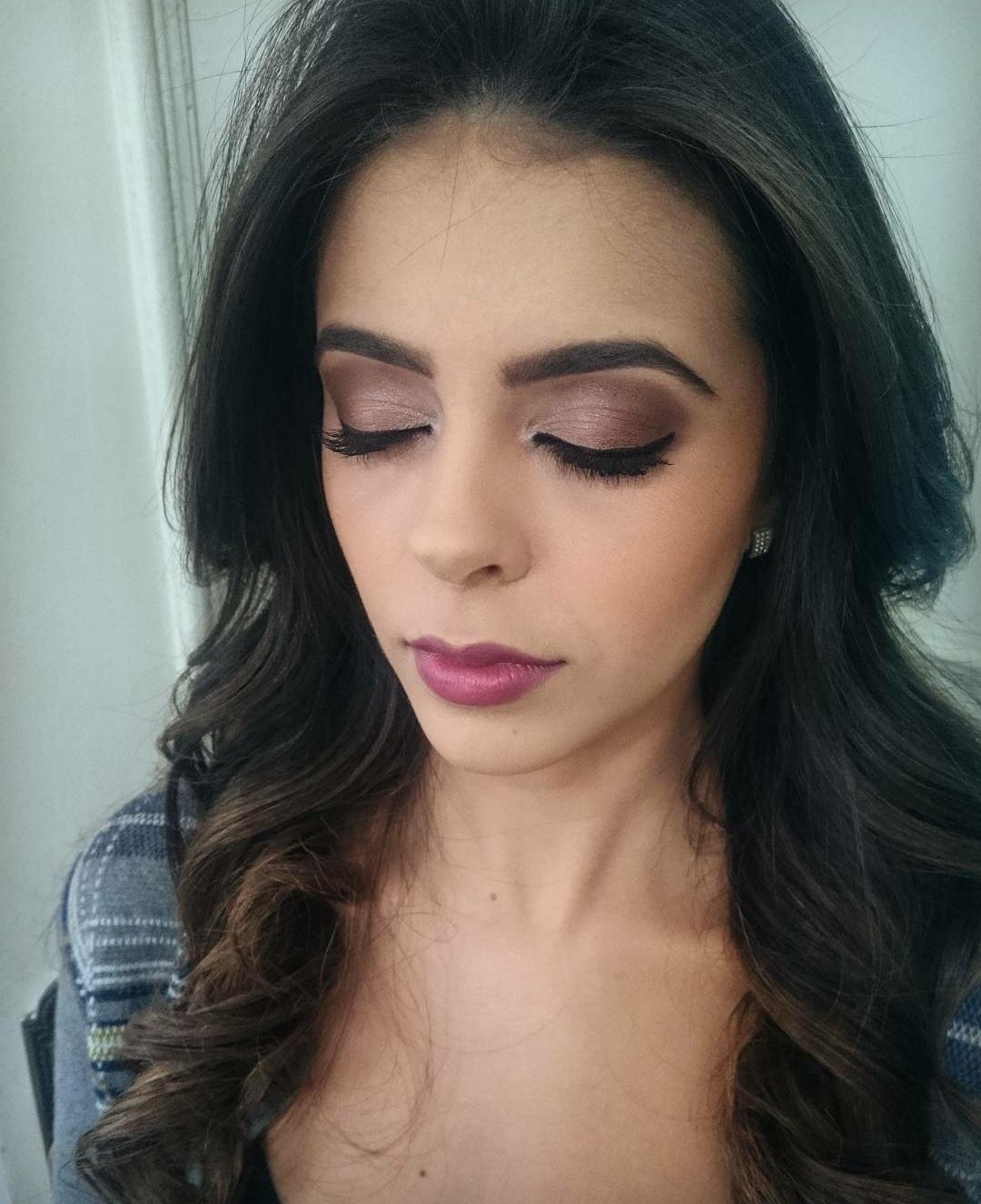 #makeup #maquiagem #make #cabelo maquiagem cabeleireiro(a) stylist / visagista maquiador(a) designer de sobrancelhas