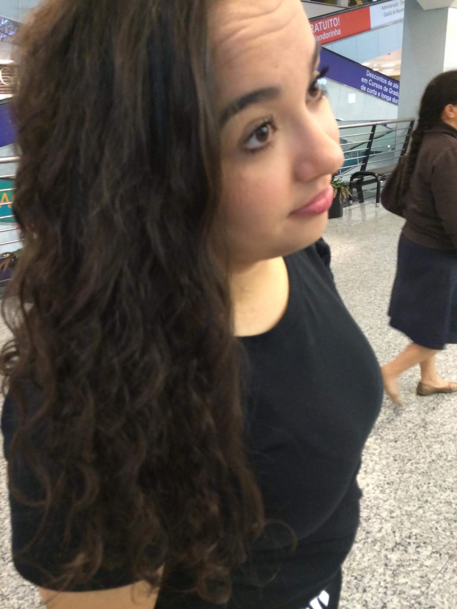 Resultado cachos, soltos, hidratado e definido como a cliente desejou! #cachosdefinido #cachos #texturização #definição cabelo auxiliar cabeleireiro(a)
