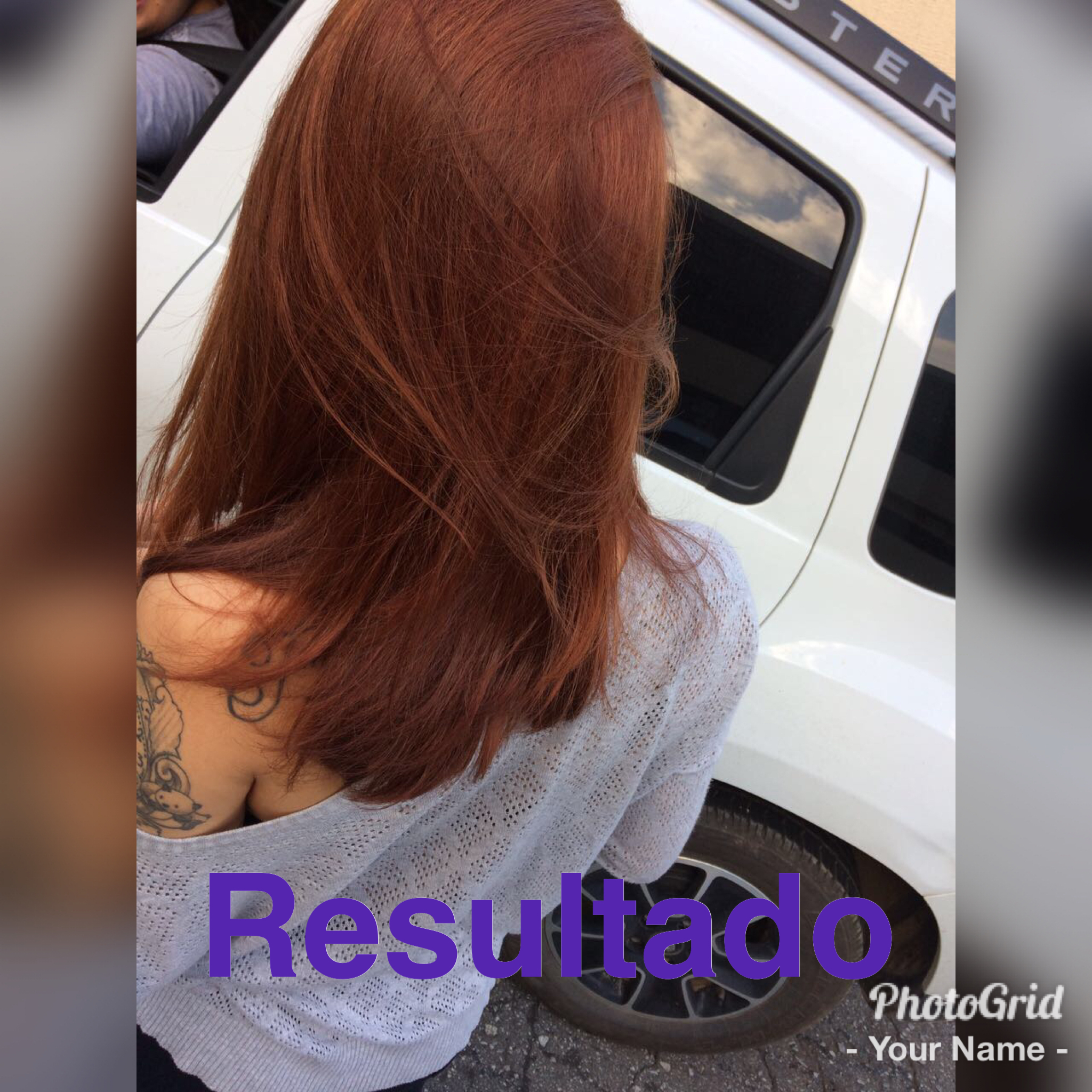 #redhead #hair #ruivos cabelo auxiliar cabeleireiro(a)