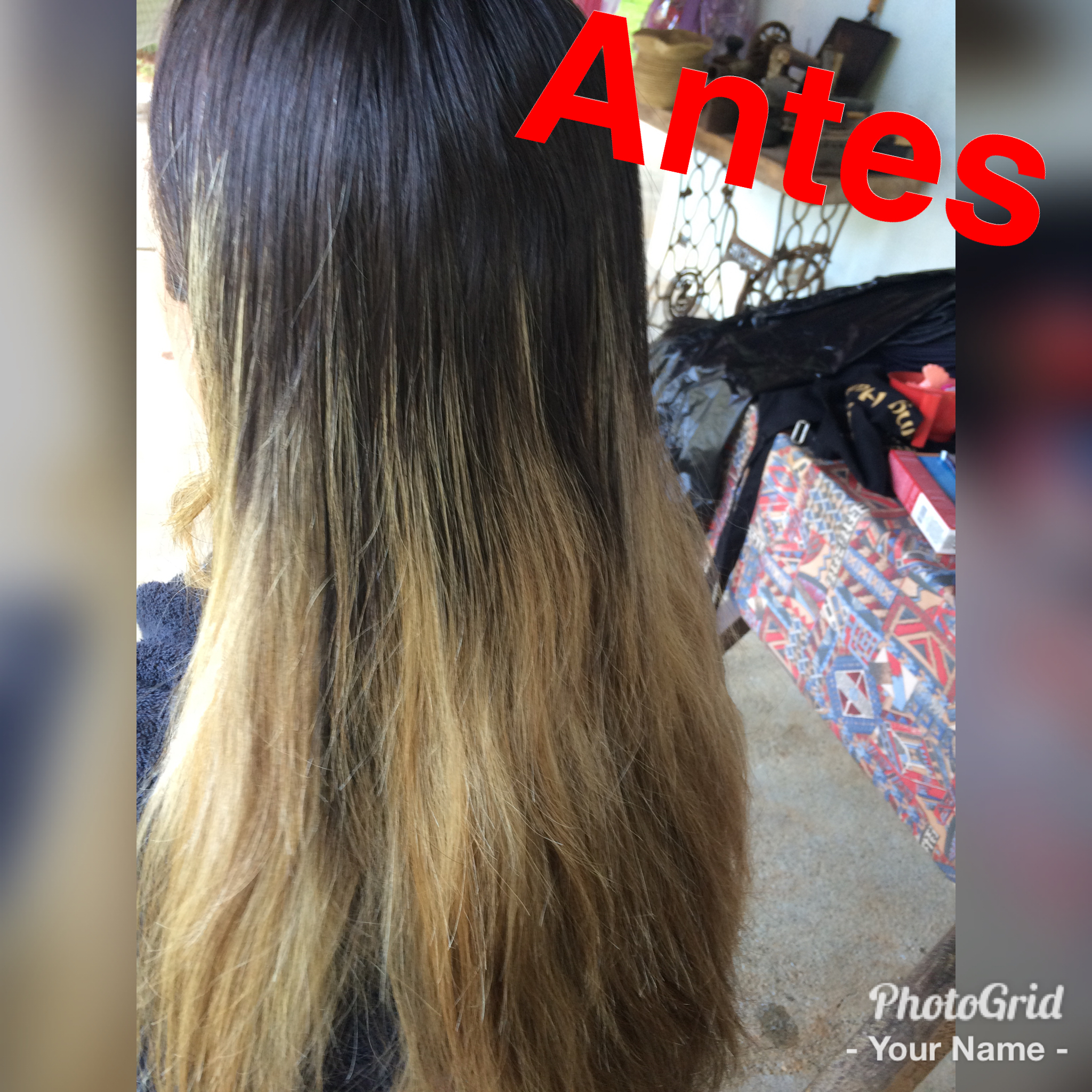 Cliente deseja mudar a tonalidade do cabelo! cabelo auxiliar cabeleireiro(a)