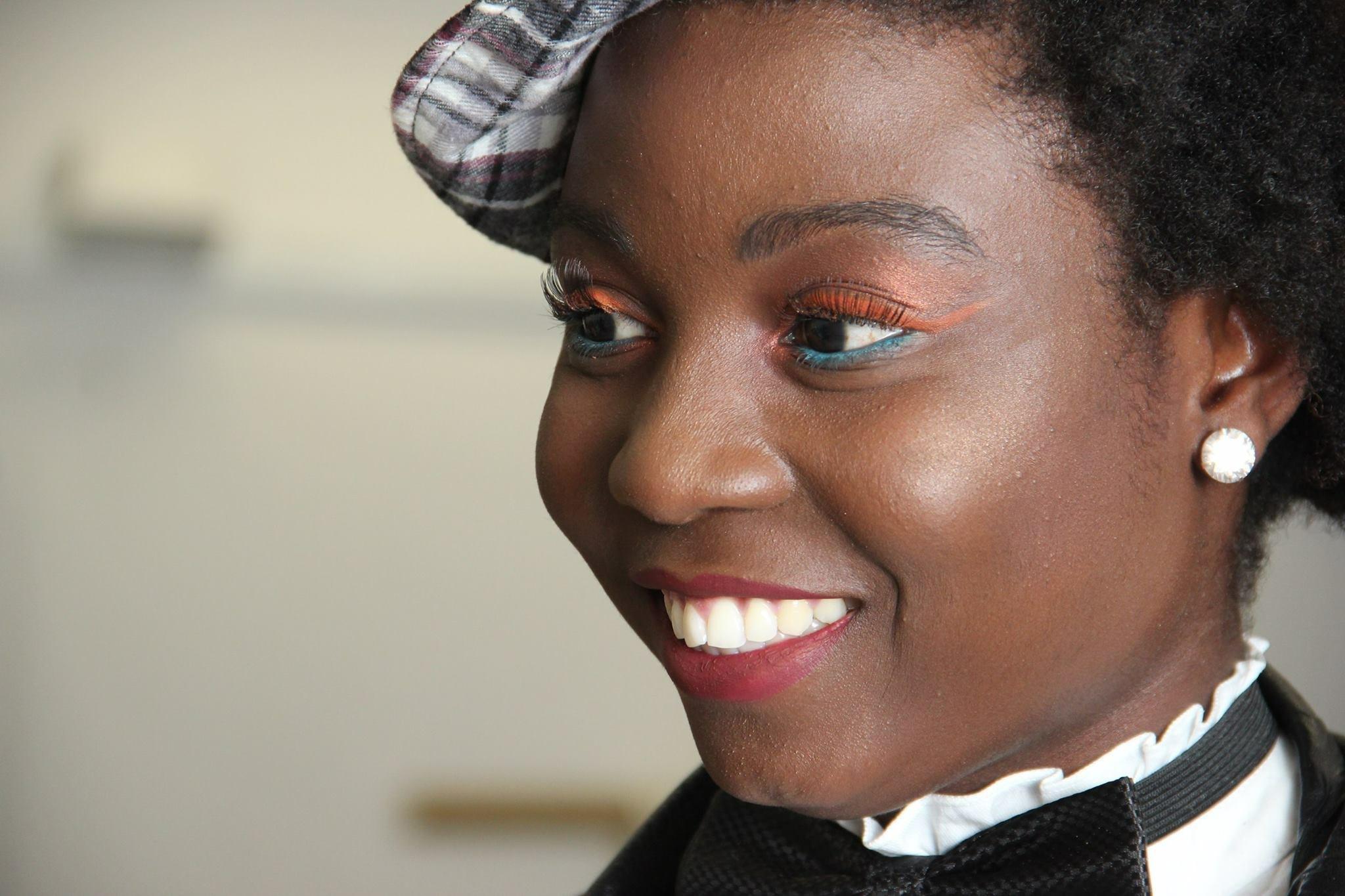 #maquiagem #editorial #maquiagemconceito #pelenegra #africa #brasil maquiagem maquiador(a) assistente maquiador(a)