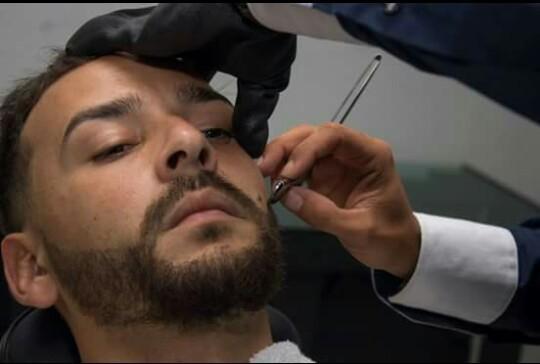 Making off casamento Rodrigo e Miriã,  Instagram - salaofneves  cabelo cabeleireiro(a) barbeiro(a)