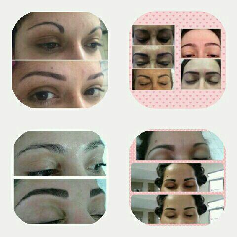 auxiliar cabeleireiro(a) designer de sobrancelhas escovista manicure e pedicure