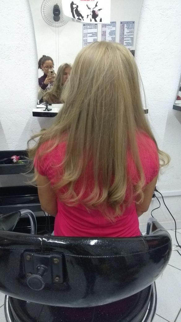 Descoloração Global cabelo estudante (cabeleireiro) auxiliar cabeleireiro(a)
