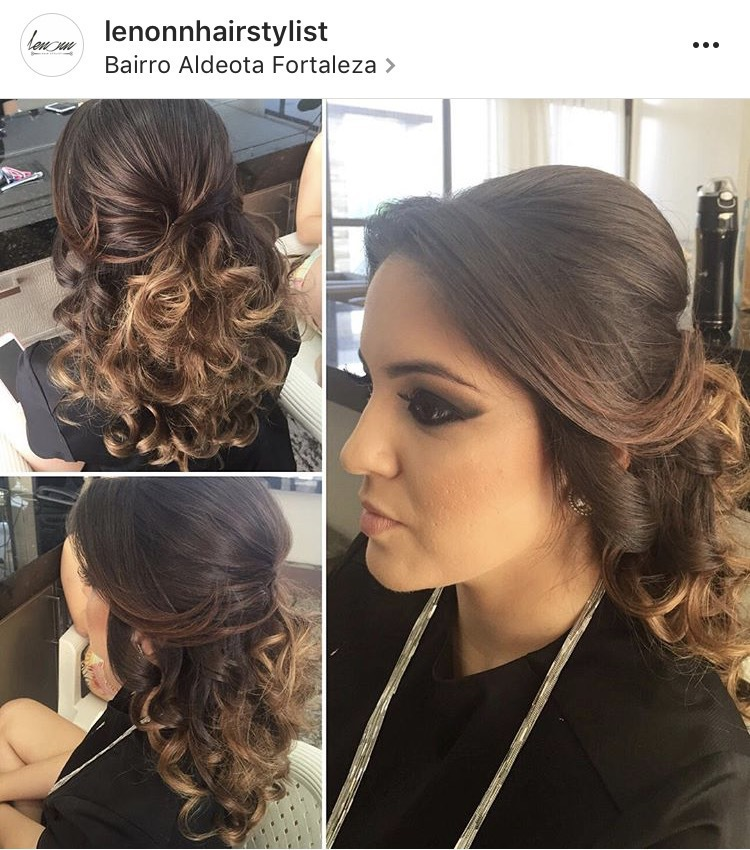 Penteado e Make  maquiagem cabeleireiro(a) maquiador(a)
