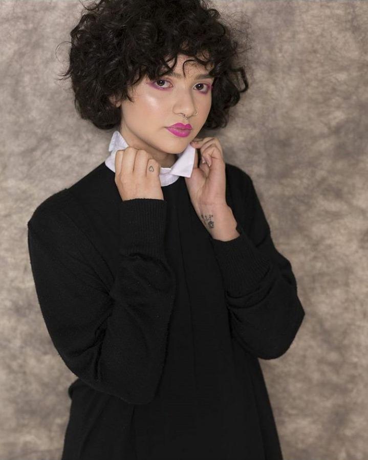 Editorial :) #conceitual #rosa #pink #allpink maquiagem maquiador(a)