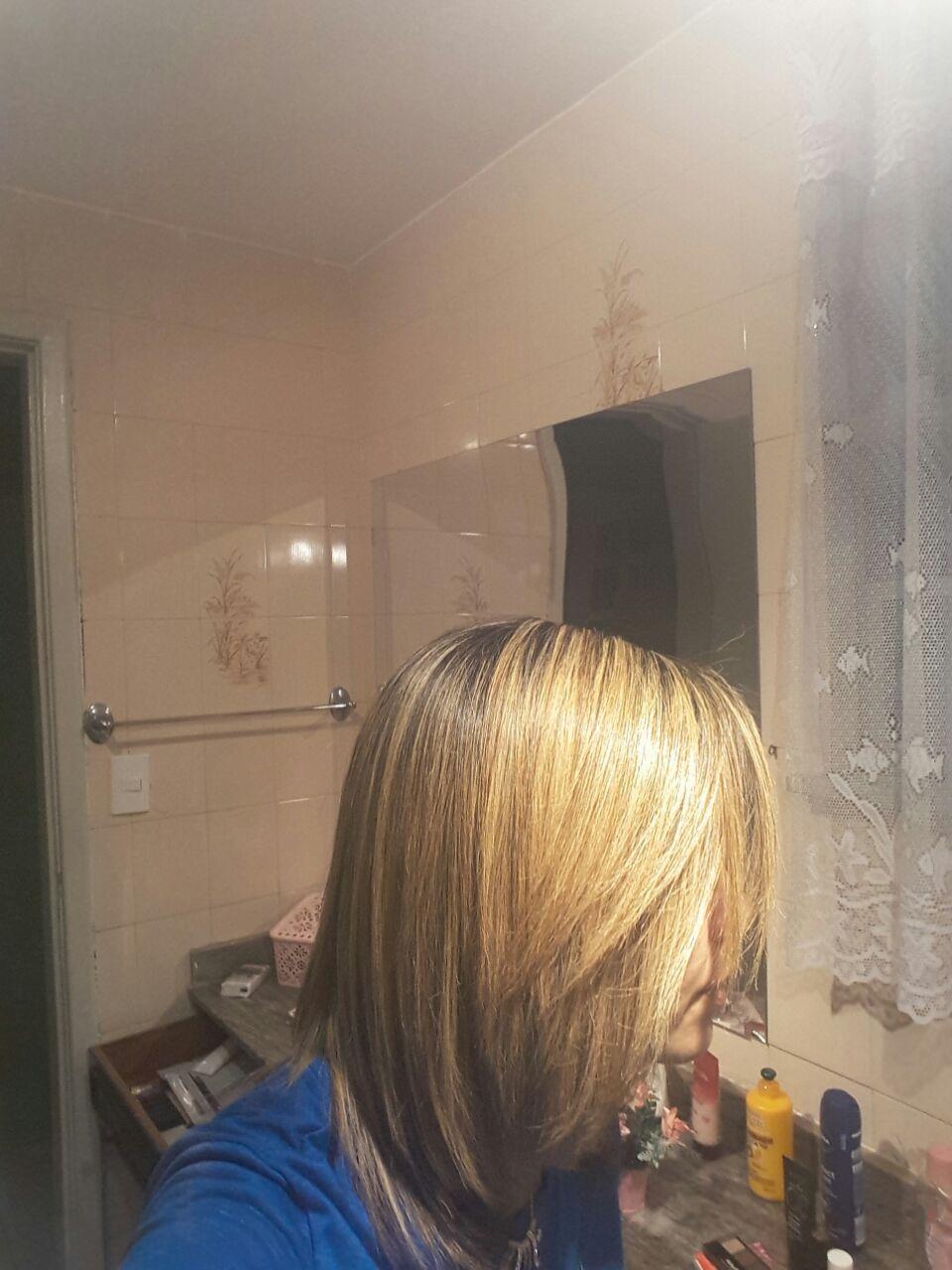 Progressiva sem formol cabelo auxiliar cabeleireiro(a)
