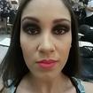 Smokey eyes na bela Leticia. #smokey #arrazo