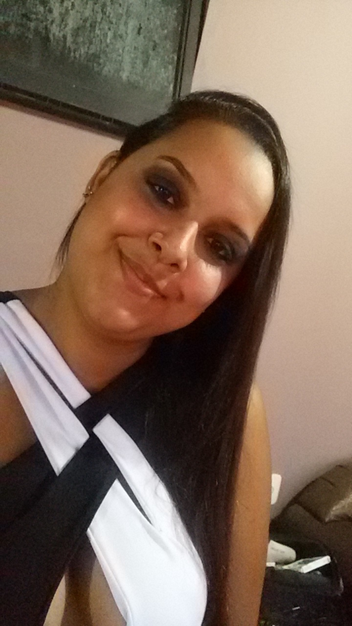 smokey esfumado pra linda Camila !!  Elas quis (e merece!) estar poderosa no seu aniversário maquiagem maquiador(a)