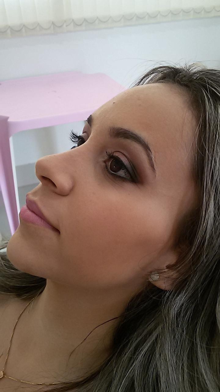 Quando a beleza natural é realçada!! Damaris no ensaio fotográfico da sua linda filha!! maquiagem maquiador(a)