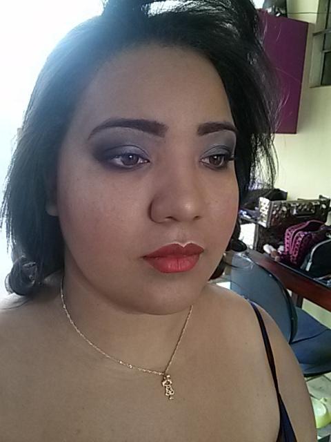 Maquiagem na linda Márcia para ensaio fotográfico !!! maquiagem maquiador(a)