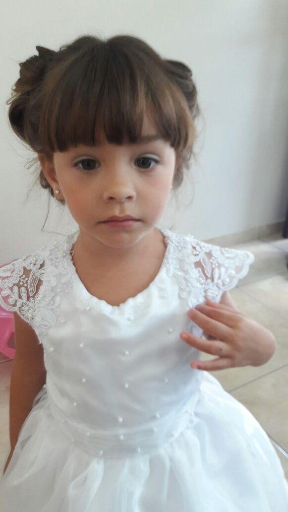 A princesa Julia como noivinha !! Fofura pura!! maquiagem maquiador(a)