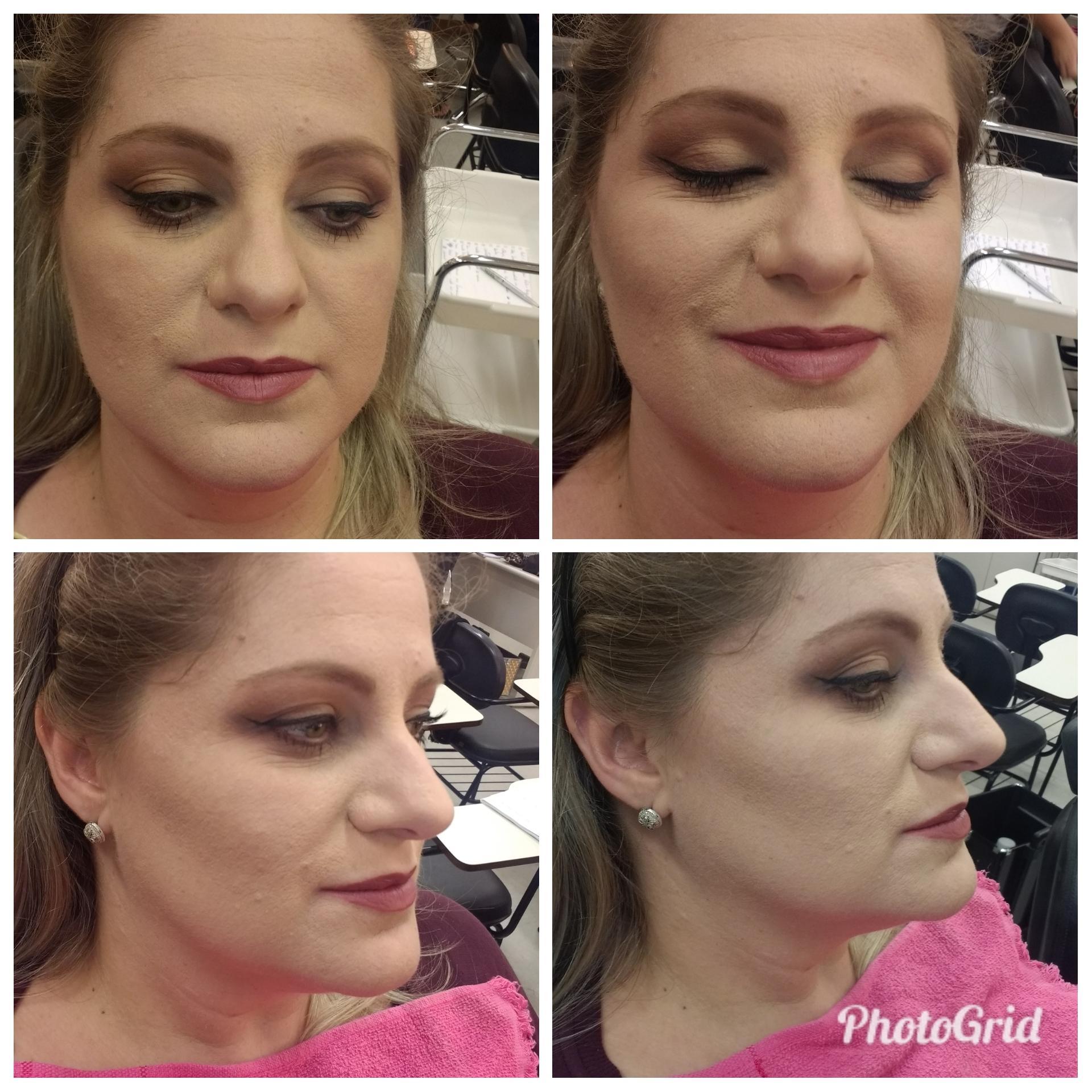 Make clássica noiva maquiador(a) vendedor(a)