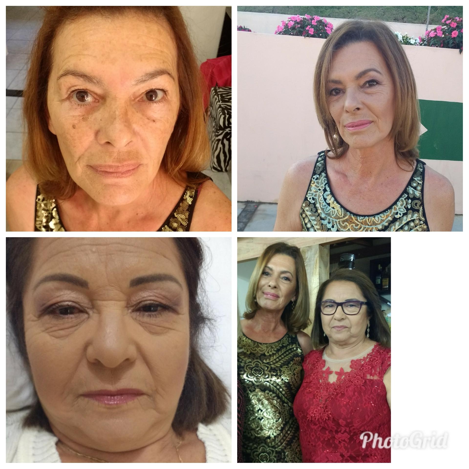 Make pele madura maquiagem maquiador(a) vendedor(a)
