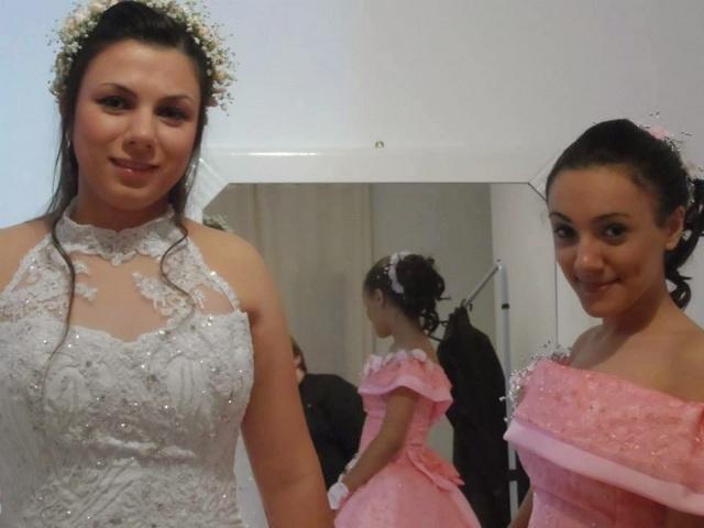 noiva e daminha , casamento de manhã outros cabeleireiro(a) maquiador(a)