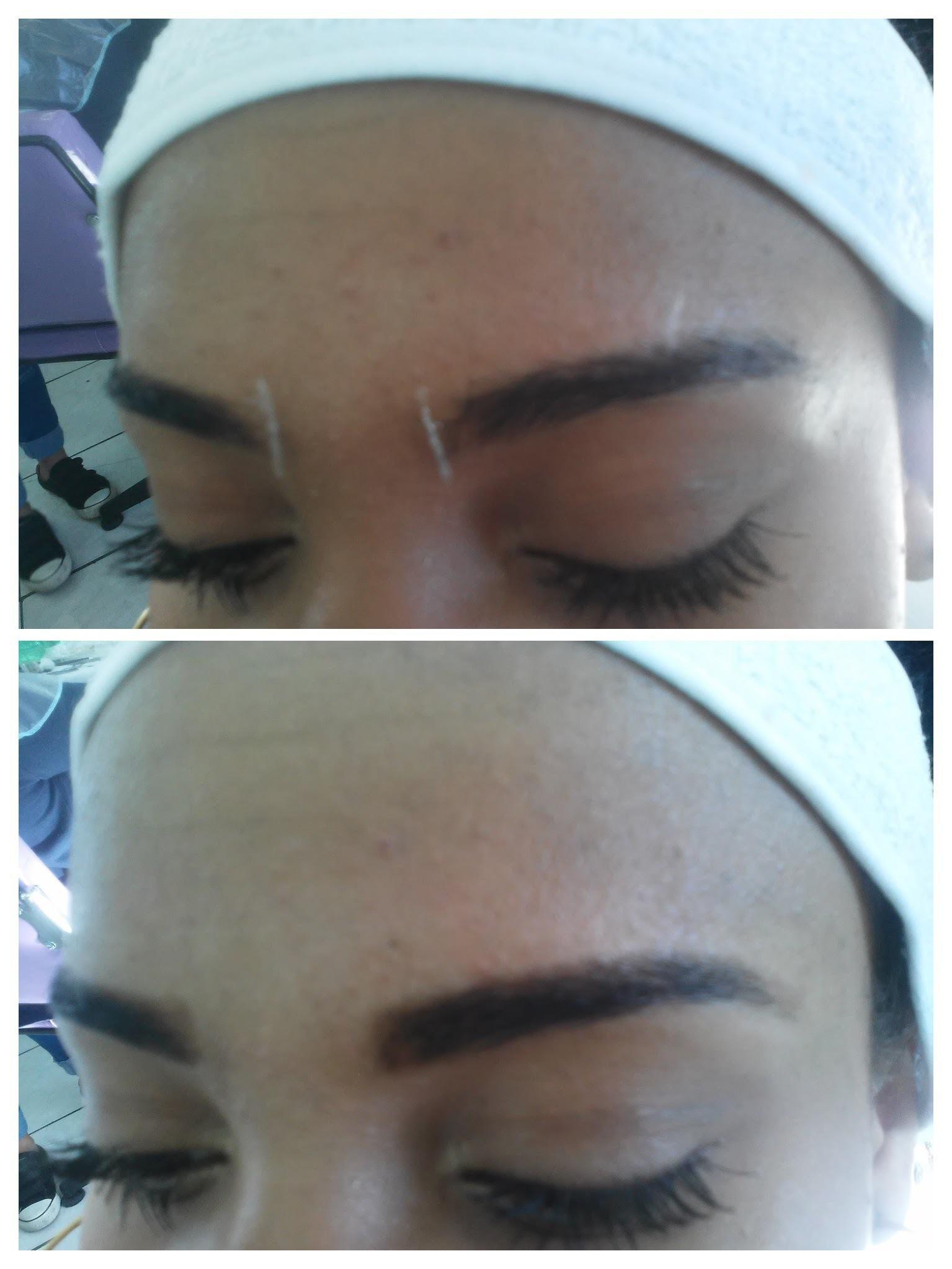Designer de sobrancelha com henna outros auxiliar cabeleireiro(a) designer de sobrancelhas cabeleireiro(a)
