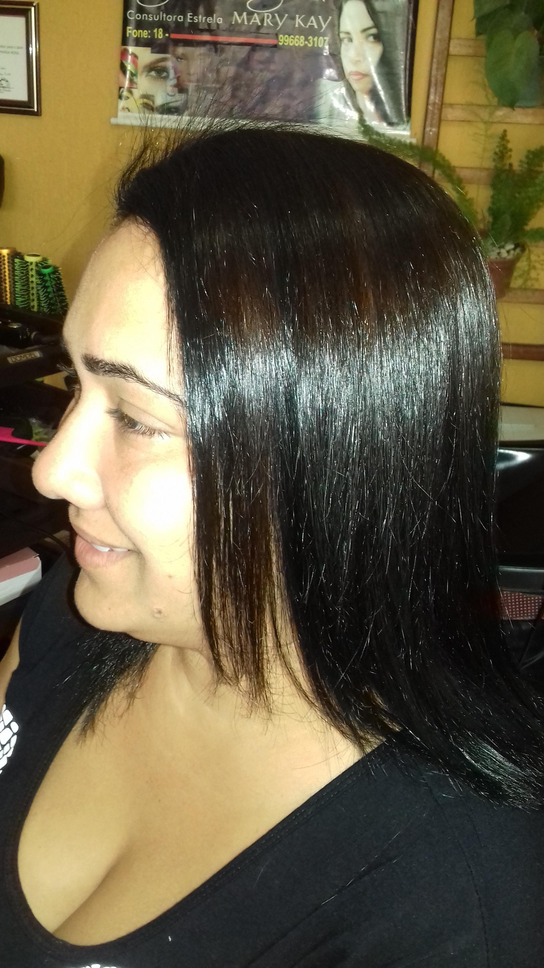 Cabelo bem tratados com amor e carinho resultado Fantástico com Sandra Silva! Observem o brilho!  cabelo designer de sobrancelhas maquiador(a) cabeleireiro(a) consultor(a) depilador(a) empresário(a) / dono de negócio