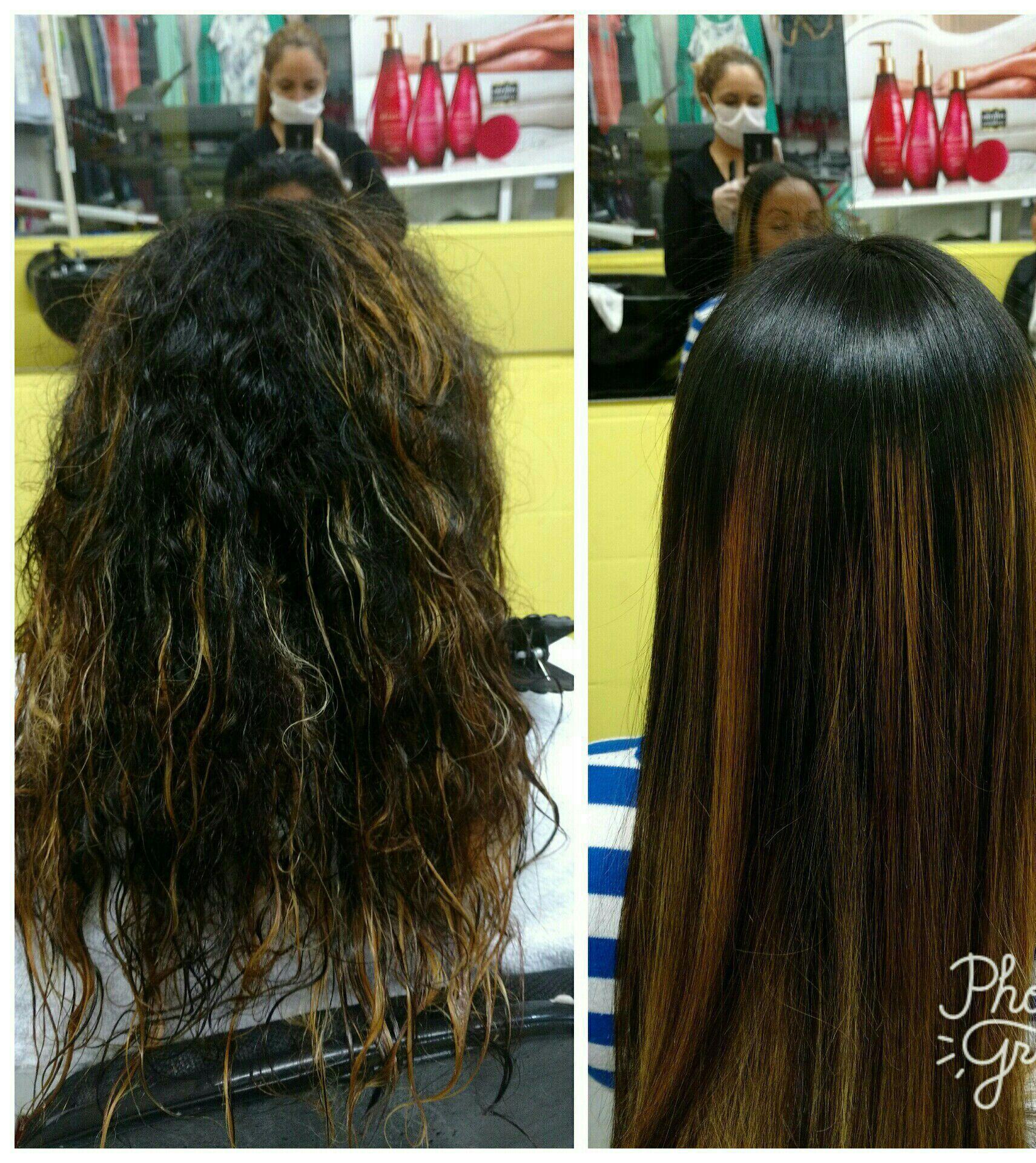 Progressiva Portier cabelo auxiliar cabeleireiro(a)
