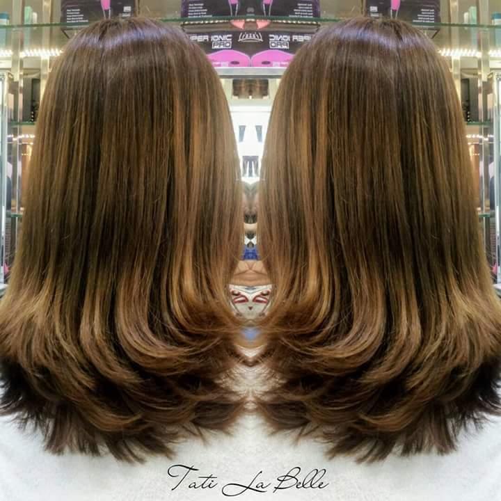 Trabalho realizado: Corte. #tatilabelle #trabalhandocomamor #arteemcabelo  cabelo cabeleireiro(a) auxiliar cabeleireiro(a) estudante (cabeleireiro)