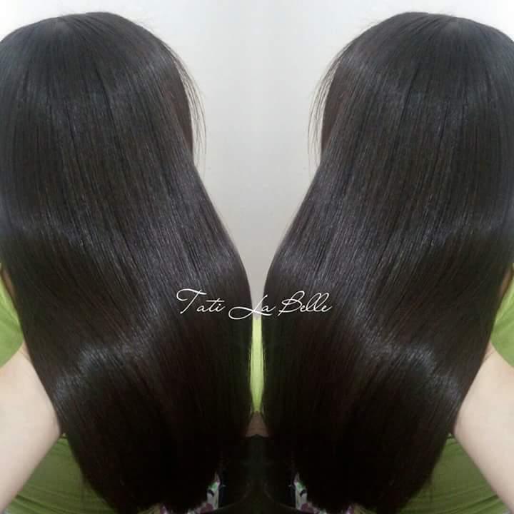 Trabalho realizado:  Hidratação e corte. #tatilabelle #trabalhandocomamor #arteemcabelo  cabelo cabeleireiro(a) auxiliar cabeleireiro(a) estudante (cabeleireiro)