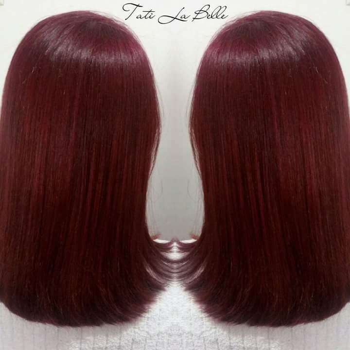 Trabalho realizado:  Correção e Coloração  Cliente: Vilma  #tatilabelle #trabalhandocomamor #arteemcabelo  cabelo cabeleireiro(a) auxiliar cabeleireiro(a) estudante (cabeleireiro)