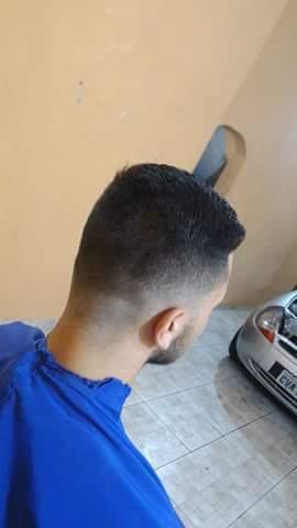 Trabalhando em casa, foto 2! #Graduação  cabelo barbeiro(a)