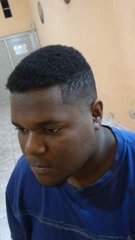 Cabelo afro! #evoluirsempre cabelo barbeiro(a)