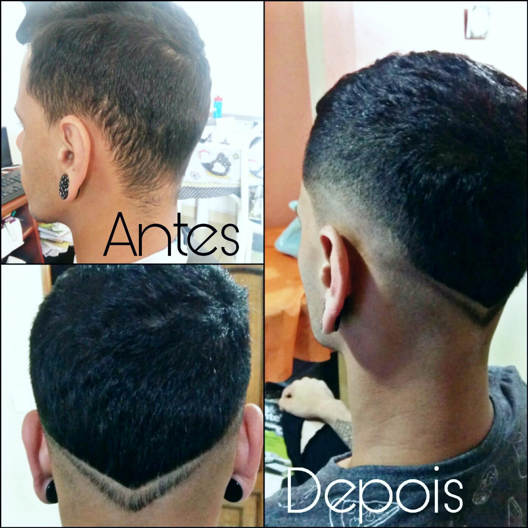 Corte do Momento ☺☺ #fade #graduacao #degrade #razorpart #cortedomomento #cortemasculino  cabelo barbeiro(a) cabeleireiro(a)