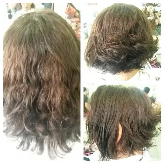 Chanel pendente de nuca batida. cabelo auxiliar cabeleireiro(a)