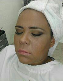 maquiagem maquiador(a) designer de sobrancelhas escovista cabeleireiro(a)