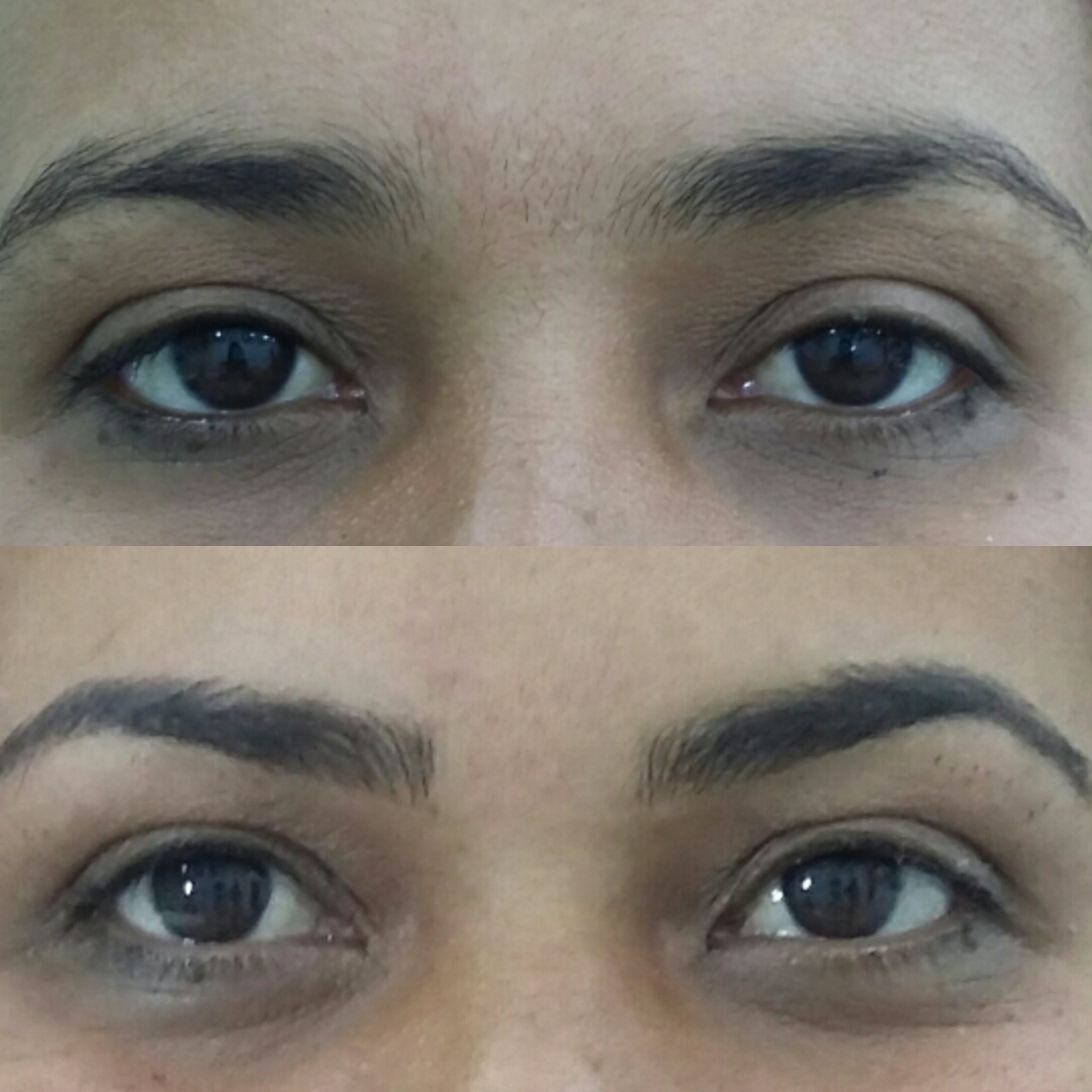 Microblanding dermopigmentador(a) designer de sobrancelhas cabeleireiro(a) naturólogo(a)