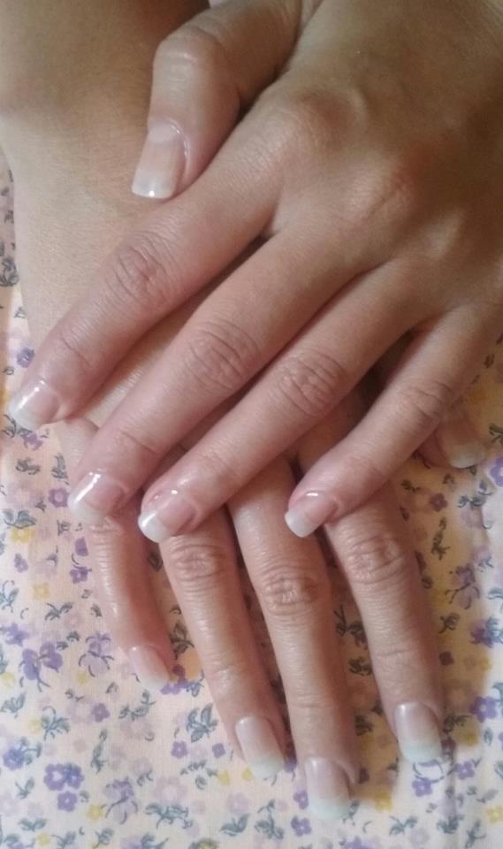 Unha de Gel' =) unha manicure e pedicure maquiador(a) esteticista