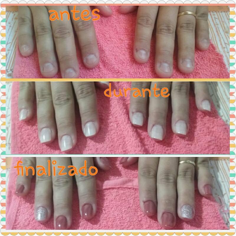 Unha de Porcelana *-* unha manicure e pedicure maquiador(a) esteticista