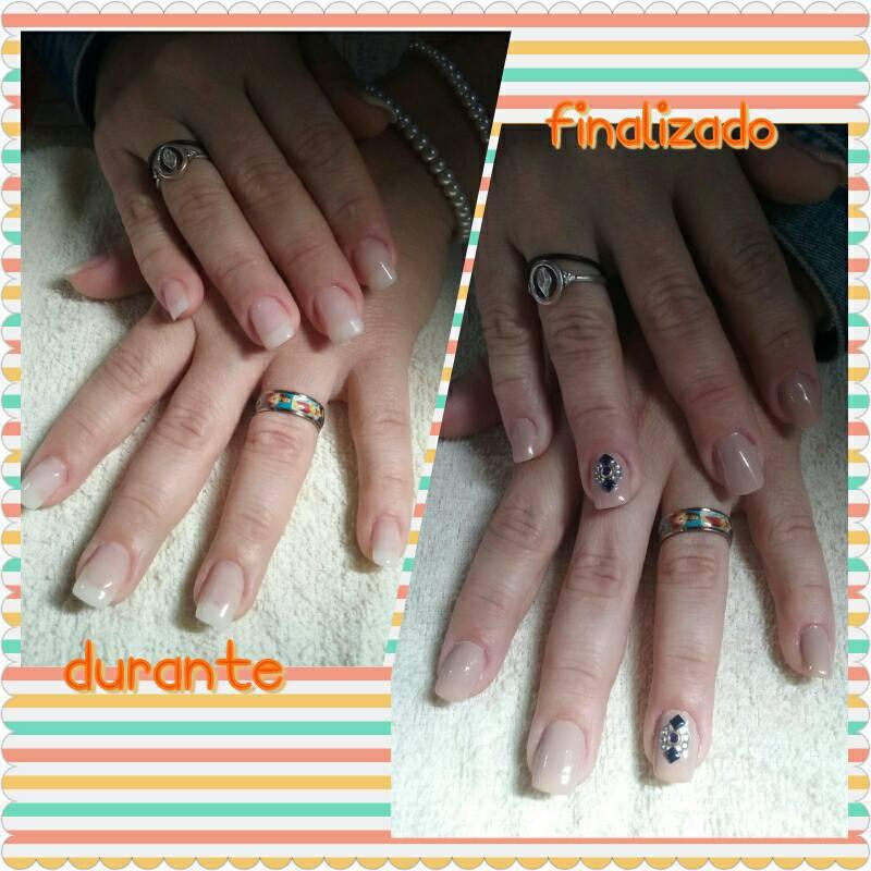Unha de Gel =) unha manicure e pedicure maquiador(a) esteticista