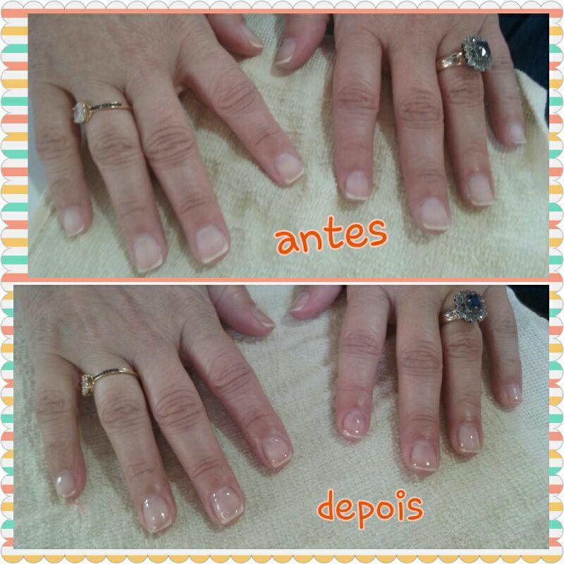 Banho de Gel =] unha manicure e pedicure maquiador(a) esteticista