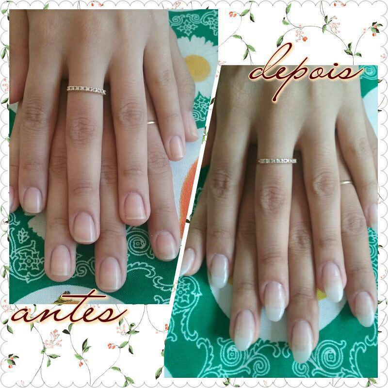 Unha de Acrilfix' u.u unha manicure e pedicure maquiador(a) esteticista