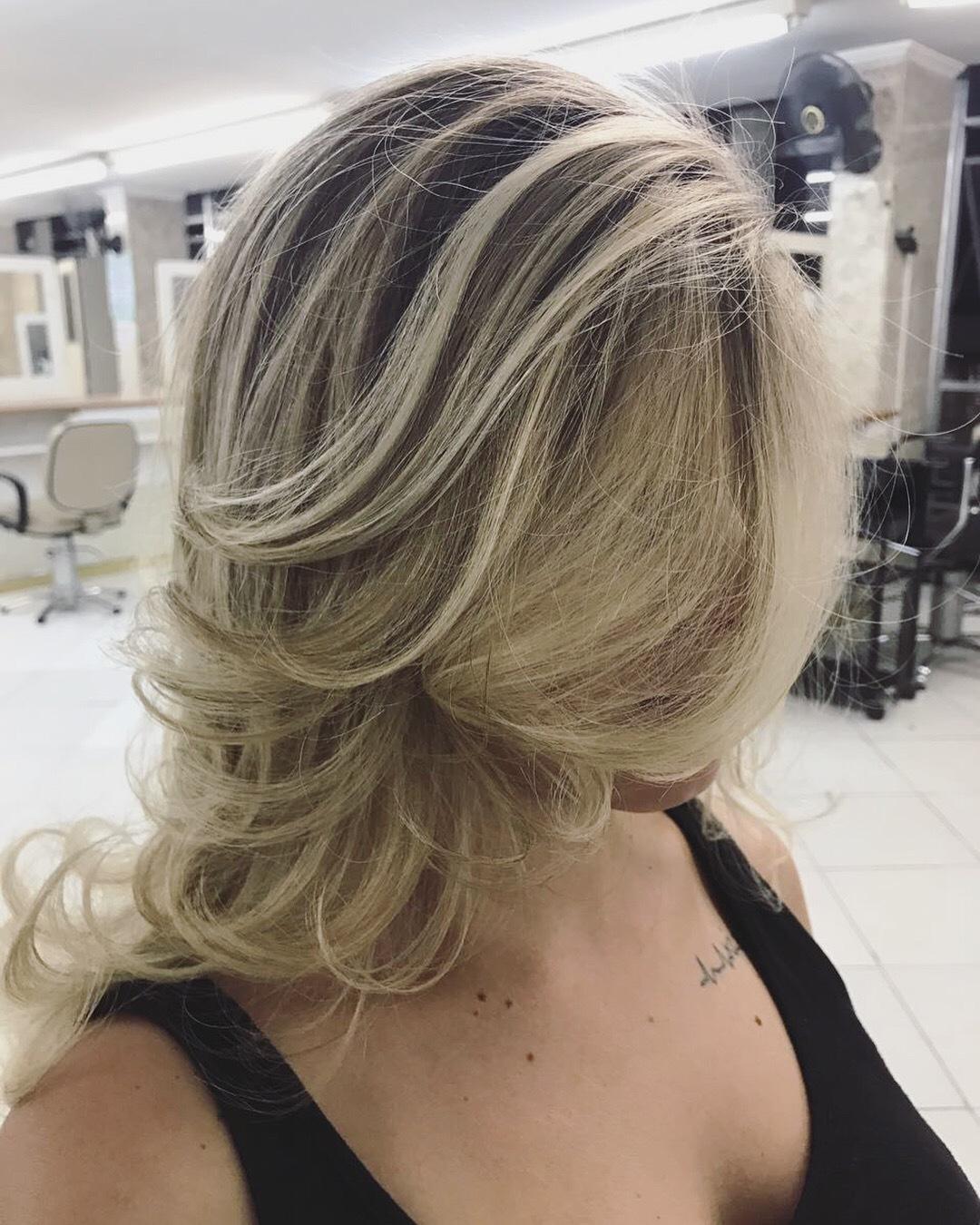 Amiga linda!! cabelo auxiliar cabeleireiro(a)